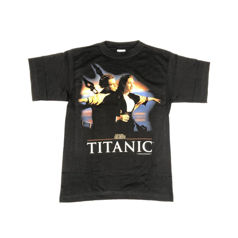 TITANIC TEE 1998 DEADSTOCK - Rare Fashion