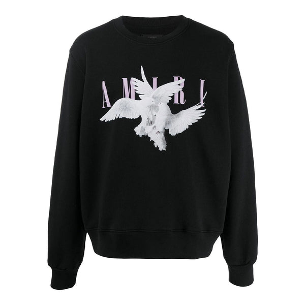 Amiri Bird Logo Sweater
