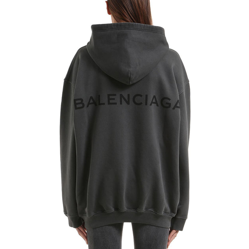 Balenciaga Pocket Hoodie - Rare Fashion