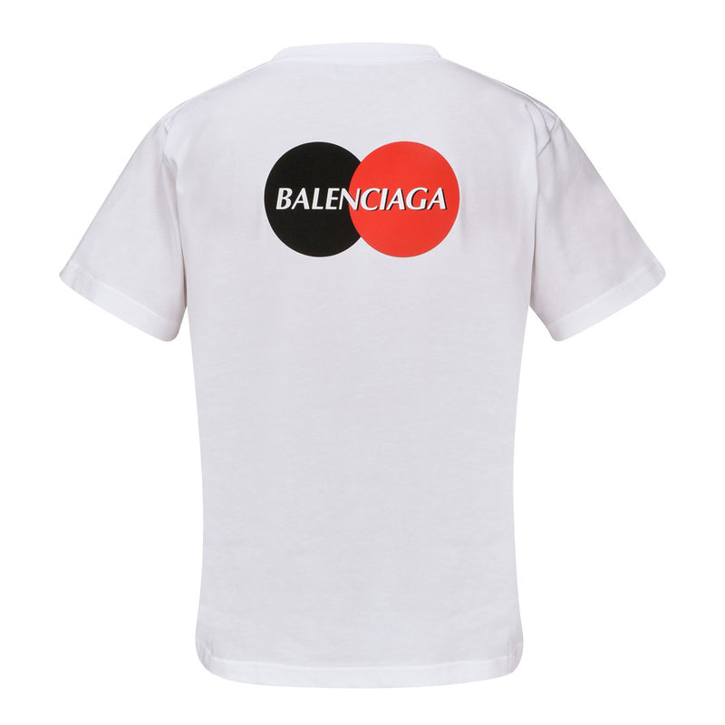 Balenciaga Corporate-Logo T-Shirt - Rare Fashion