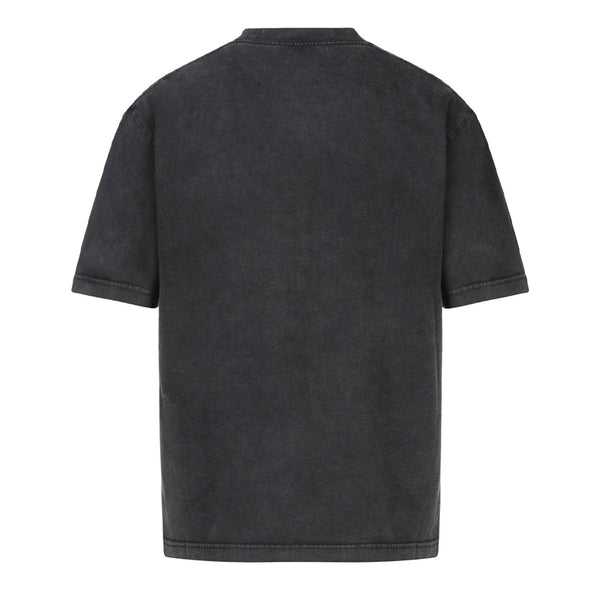 Balenciaga washed Logo T-Shirt