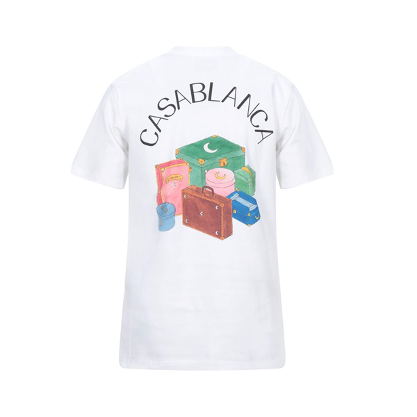 Casablanca Luggage T-Shirt