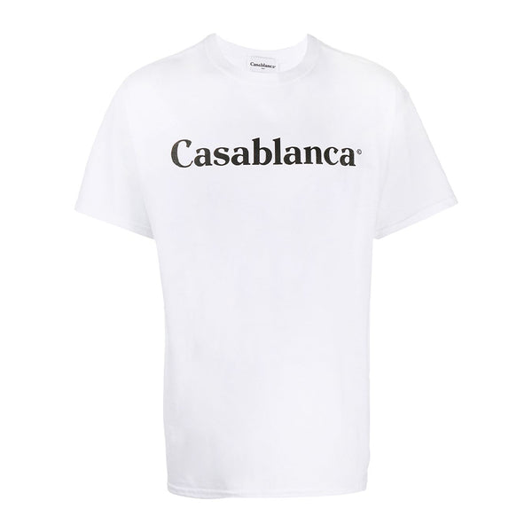 Casablanca Logo T-Shirt - Rare Fashion