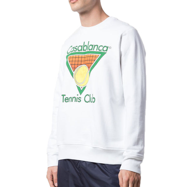 Casablanca Tennis Logo Sweater