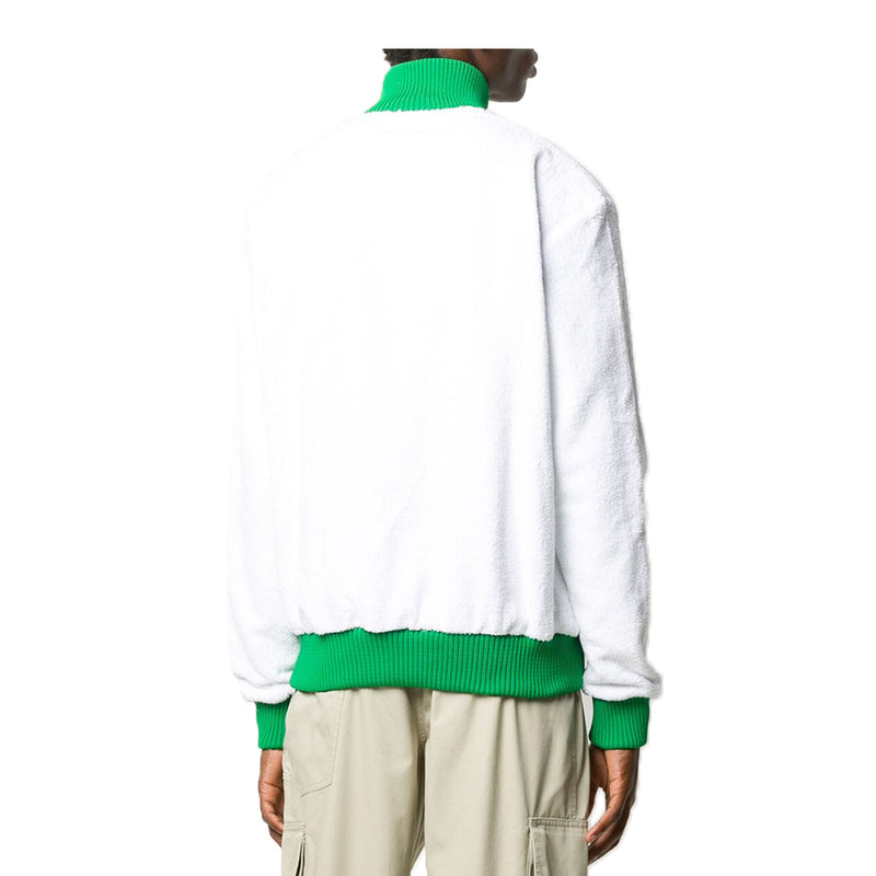 Casablanca Textured Track Jacket - Rare Fashion