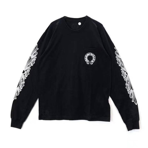 Chrome Hearts Horseshoe Longsleeve - Rare Fashion