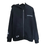 Chrome Hearts Chross Zip Up Hoodie - Rare Fashion