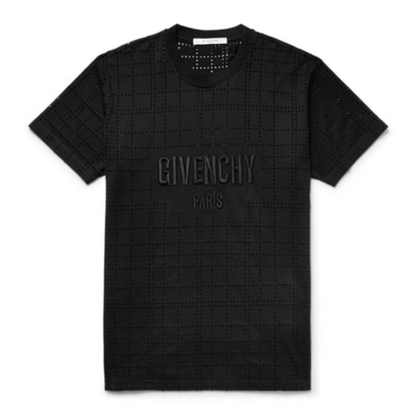 Givenchy Laser Cut T-Shirt