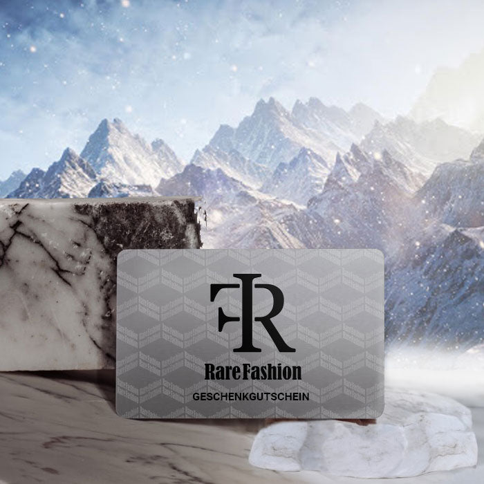 Rare Fashion Gift Card