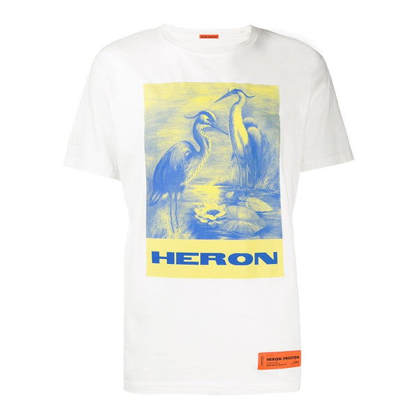 Heron Preston Bird T-Shirt - Rare Fashion