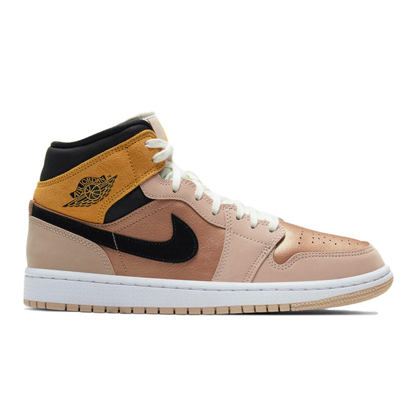 Air Jordan 1 Mid Particle Beige