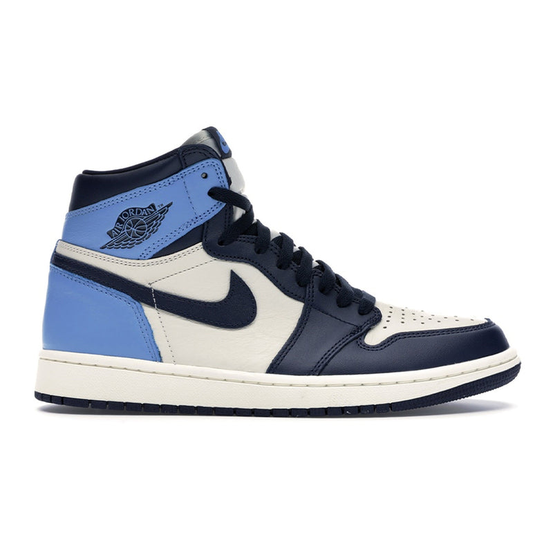 Air Jordan 1 High Obsidian - Rare Fashion