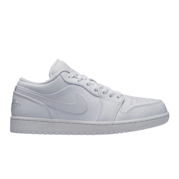 Air Jordan 1 Low Triple White - Rare Fashion