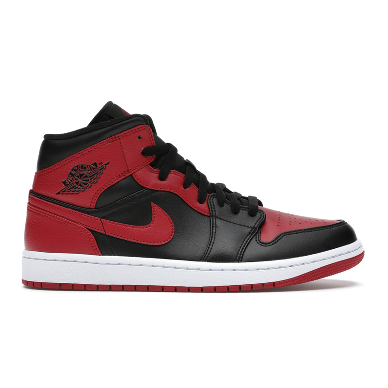 Air Jordan 1 Mid Banned - Rare Fashion