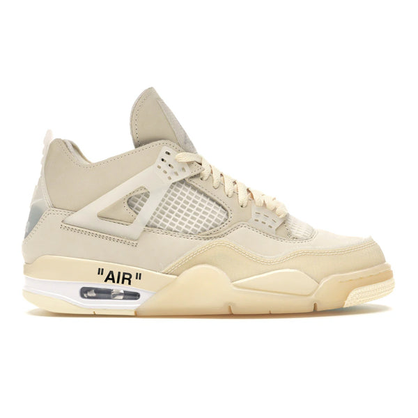 Air Jordan 4 Off White (W)