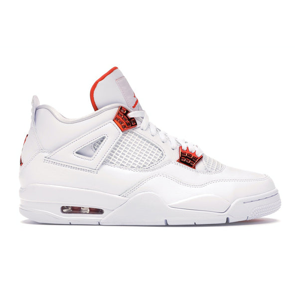 Air Jordan 4 Retro Metallic Orange