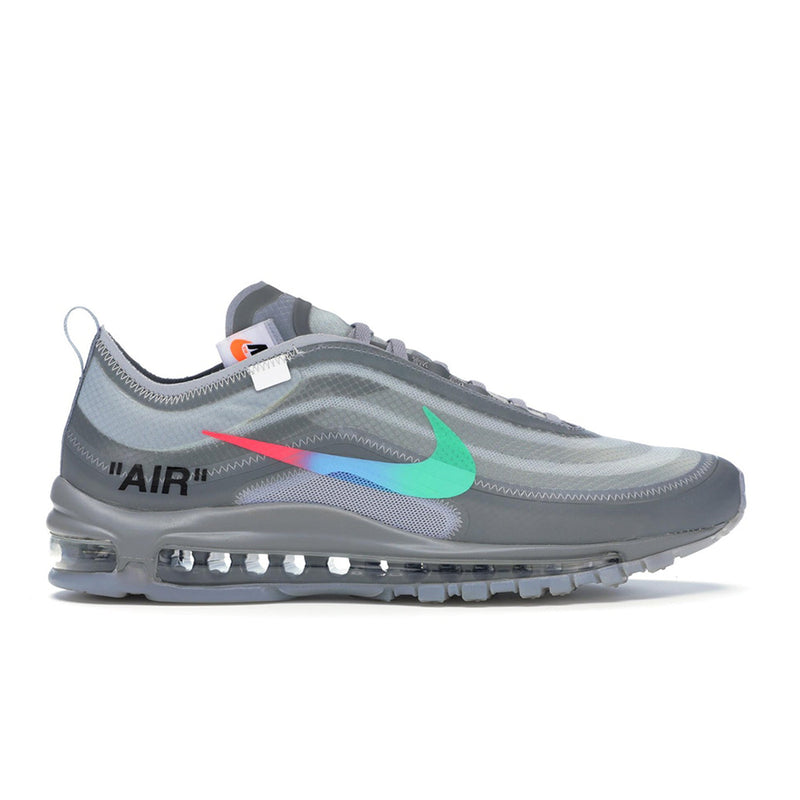Off White Nike Air Max 97 Menta - Rare Fashion