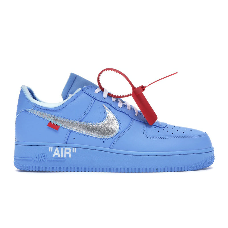 Nike Off-White Air Force MCA University Blue - Rare Fashion