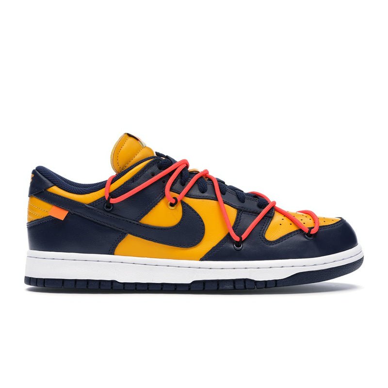 Nike Dunk Low Off-White Michigan - Rare Fashion