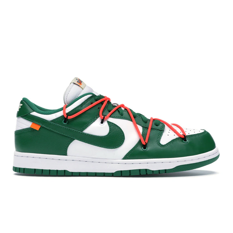 Nike Dunk Low Off-White Pine Green - Rare Fashion