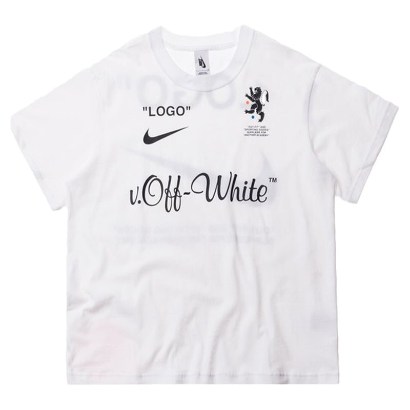 Nike Off-White Mercurial NRG T-Shirt - Rare Fashion