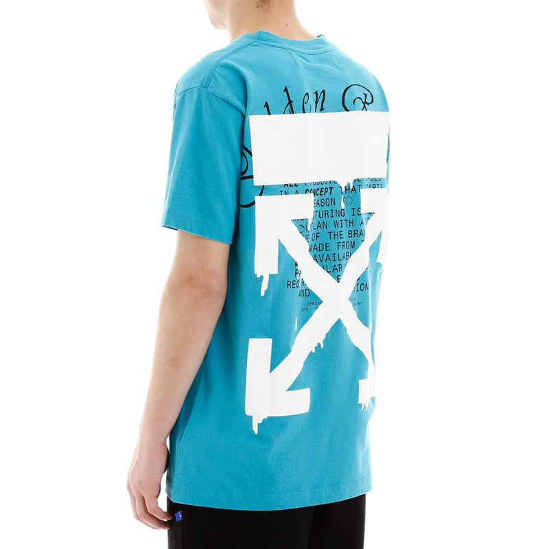 Off White Dripping Arrows T-Shirt