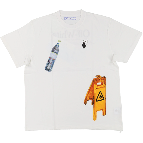 Off White Pascal Medicine T-Shirt - Rare Fashion
