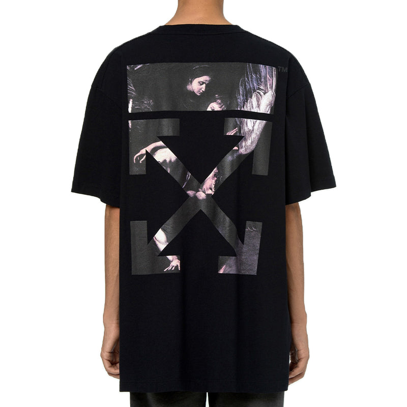 Off White Caravaggio Arrows T-Shirt