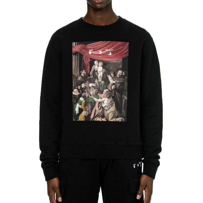Off White Caravaggio Sweatshirt