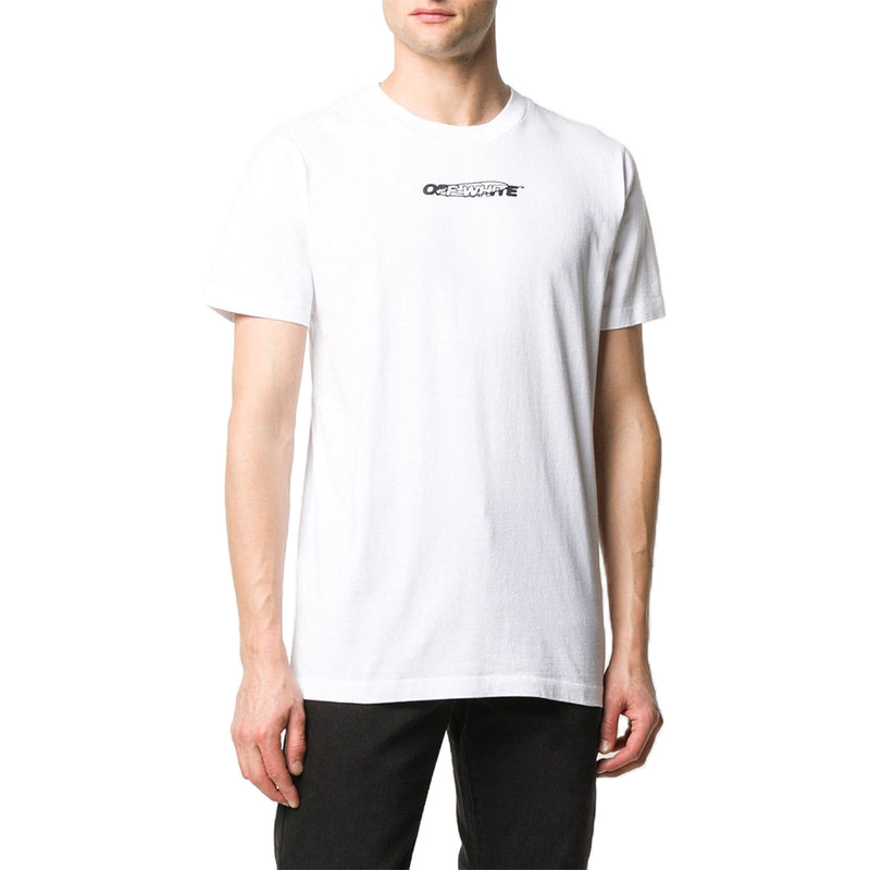 Off White Hand Painters T-Shirt