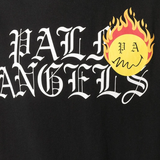 Palm Angels burning head Logo T-Shirt
