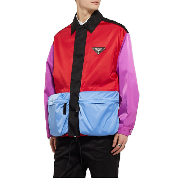 Prada Colorblock Jacket