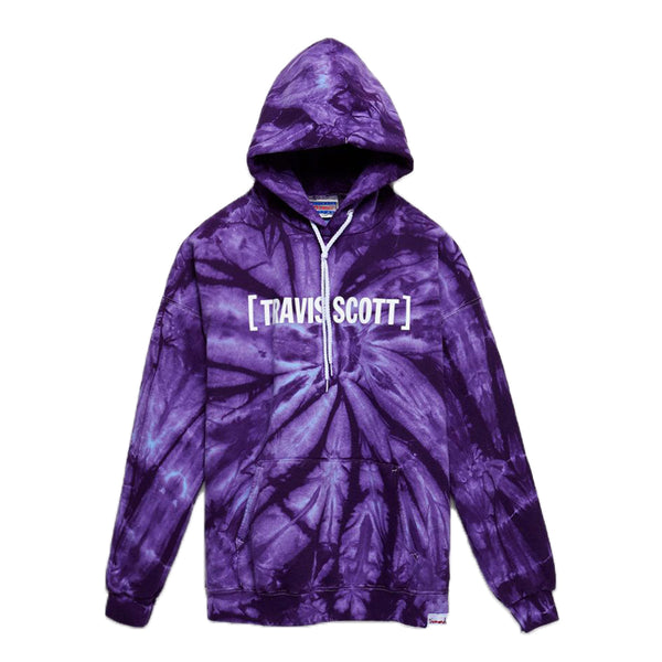 Travis Scott x Diamond Supply Tye Dye Hoodie
