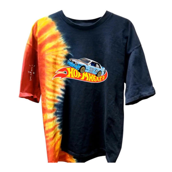 Travis Scott JACKBOYS Racing T-Shirt - Rare Fashion