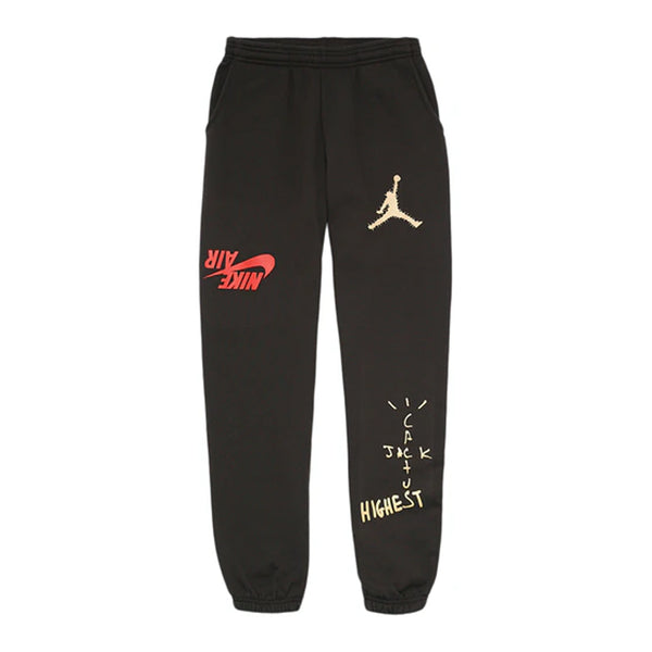 Travis Scott Jordan Cactus Jack Highest Sweatpant - Rare Fashion