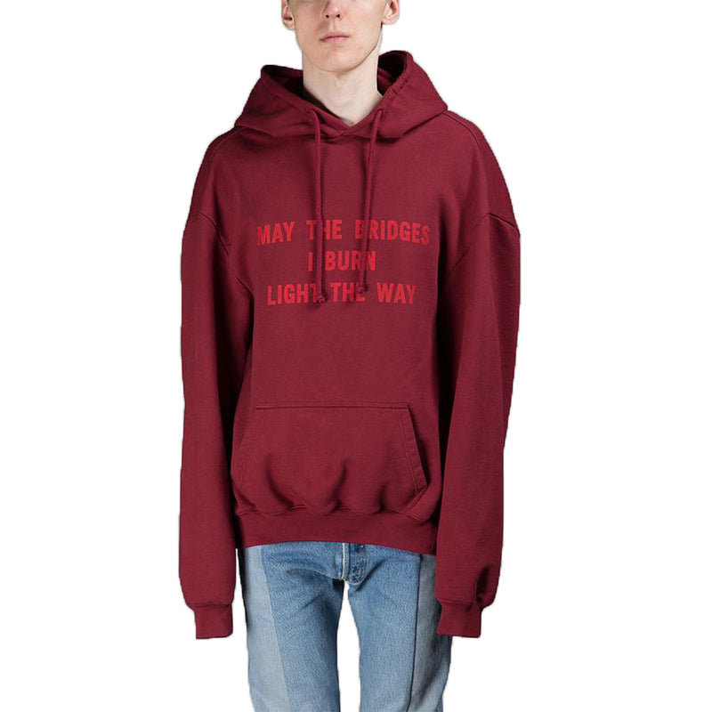 Vetements Bridges Hoodie
