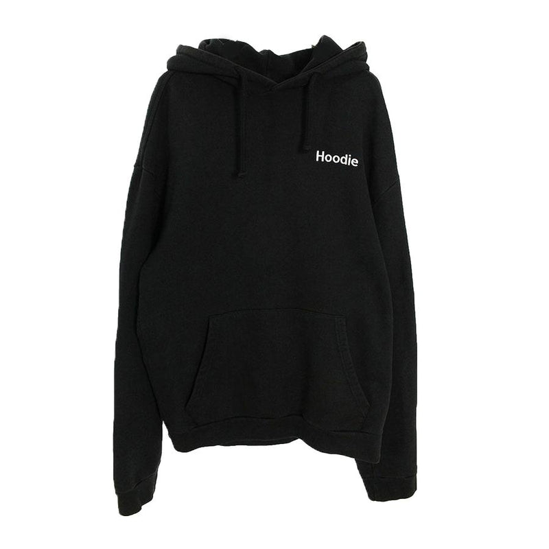 Vetements 2016 Definition Hoodie
