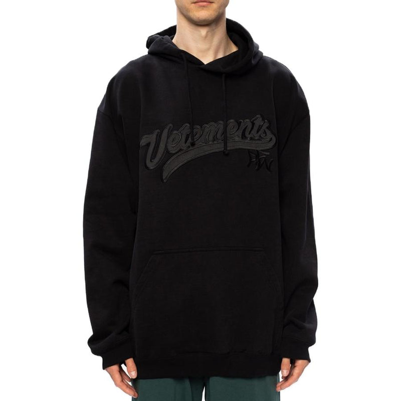 Vetements Embroidered Bro Hoodie