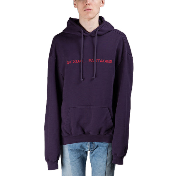 Vetements Sexual Fantasies Hoodie