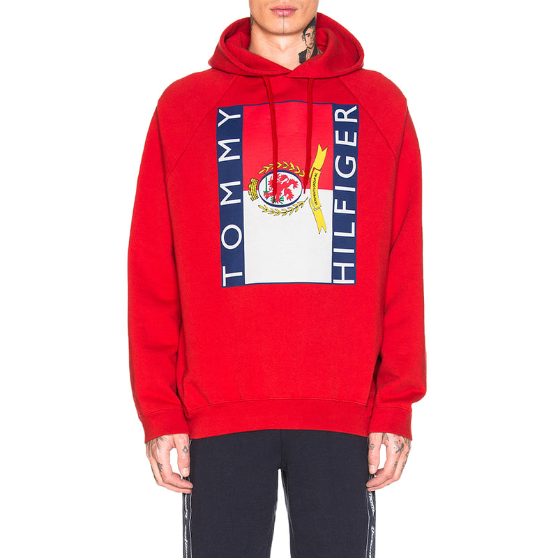 Vetements Tommy Hilfiger Hoodie - Rare Fashion