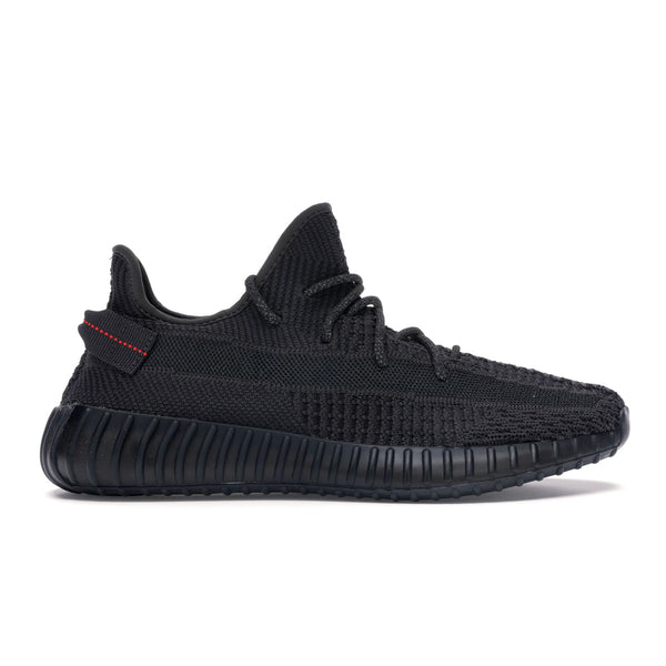 Adidas Yeezy Boost 350 Black - Rare Fashion