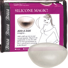 SILICONE ADD A SIZE S/7400 CLEAR FULL