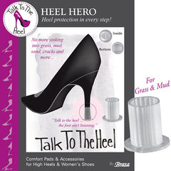 HEEL HERO- TALK TO THE HEEL