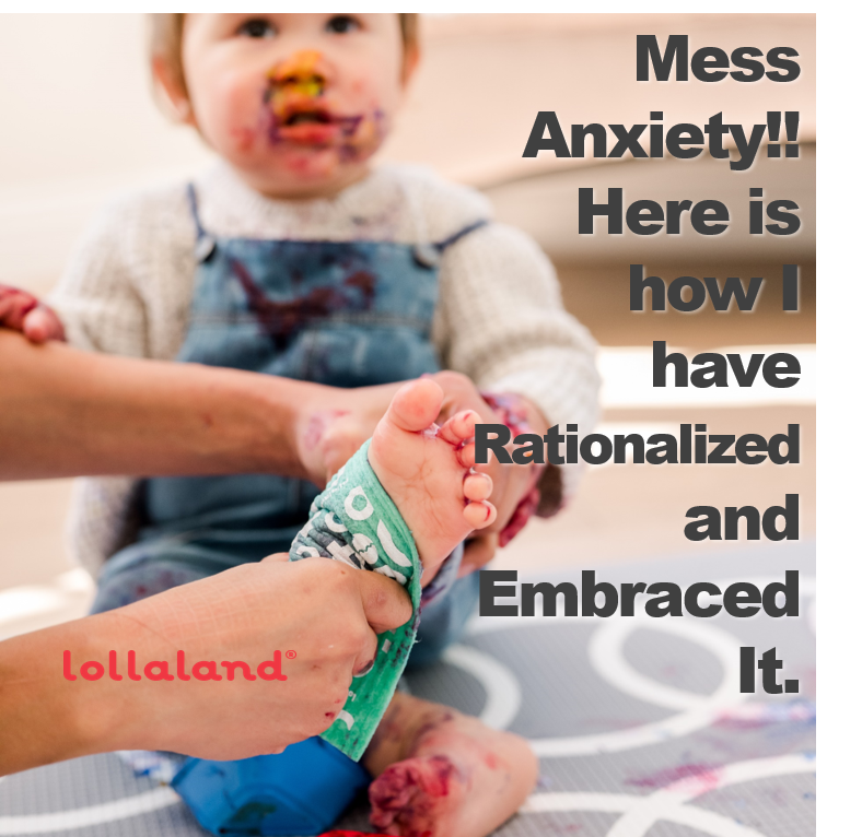 Mess Anxiety!! Here is how I have Rationalized and Embraced It.