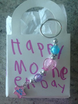 A Mother's Day gift from my 5-year-old.