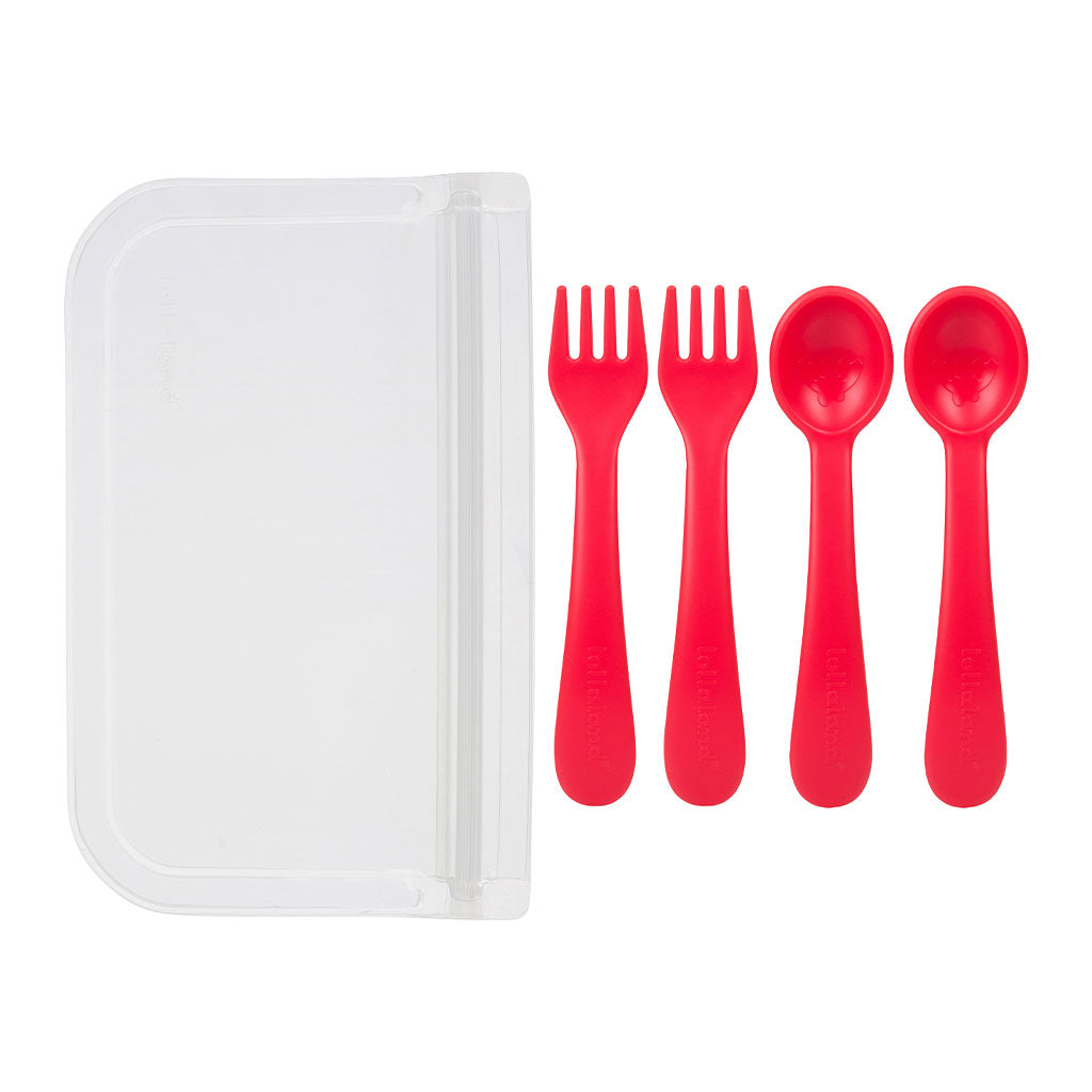 5-Piece Toddler Utensil Set - NEW!