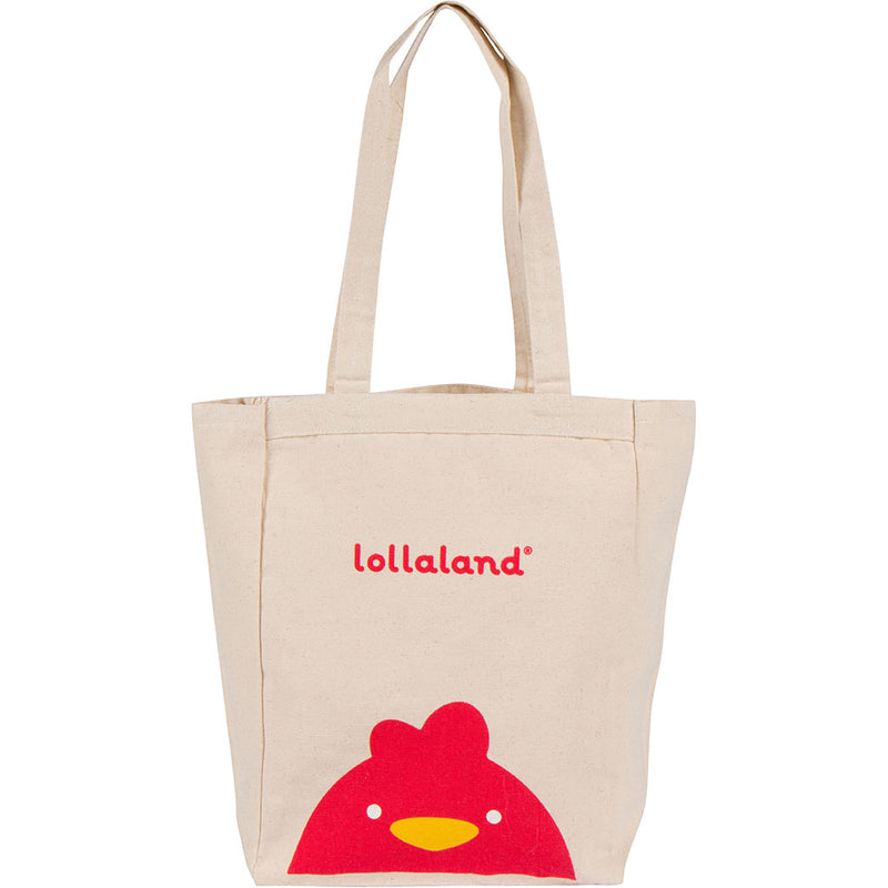 Lollaland Canvas Tote Bag as seen on Big Bang Theory