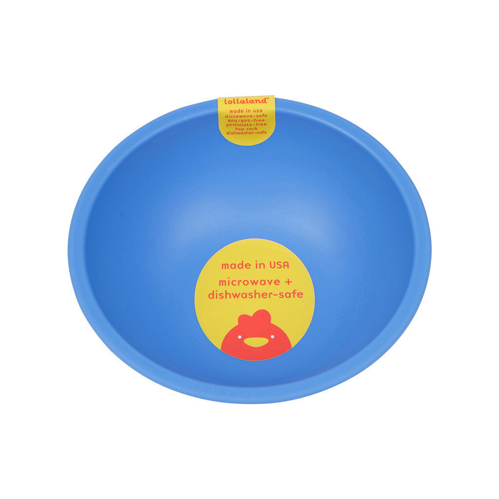 ... Lollaland Bowl - Made in USA Microwave-safe Dishwasher-safe BPA ...  sc 1 st  Lollaland & Lollaland Mealtime Bowls (Sold Inidually) - Made in USA - lollaland