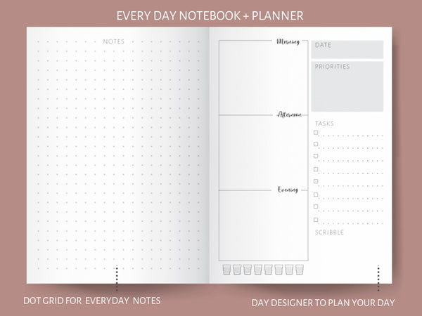 Pocket Planner 2020 - Set of 2