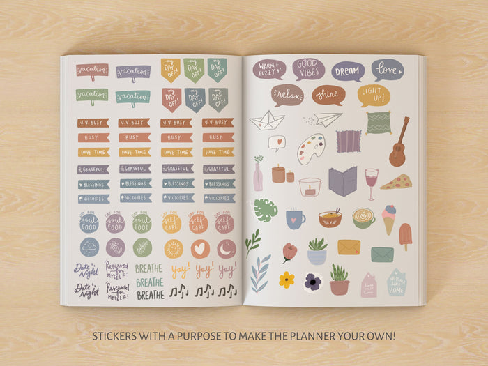 Planner 2020 - Make it Happen